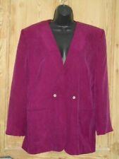 Betty Barclay Cerise Pink Silk Jacket - Size 16