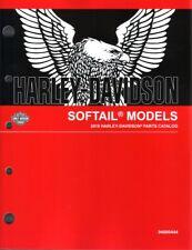 HARLEY-DAVIDSON Teilebuch 2018 Softail FXFBS Fat Bob 114 Ersatzteilekatalog NEU