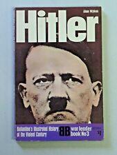 Ballantine's Illustrated 1973 HITLER War Leader NO.3 History Book 5464