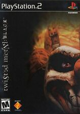 Twisted Metal: Black Greatest Hits - Playstation 2 Game Complete