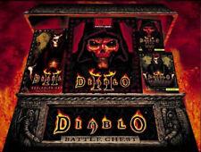 Diablo 2 Battlechest inkl. Lord of Destruction EU PC CD Key Download Code