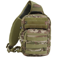 Brandit US Cooper Sling Pack One Strap Backpack Everyday Carry Bag Tactical Camo