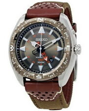 Seiko Prospex Land Kinetic GMT 100m Men's Watch SUN061P1