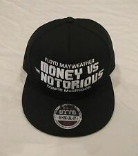 Floyd Mayweather Conor McGregor LIMITED EDITION Boxing OFFICIAL Fight HAT 250