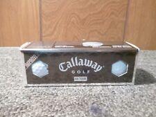 Callaway Hx Tour 1 Box Contains 3 Balls NIB