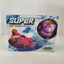 """Emsco Sports Products - Super 39"""" Snow Tube Water Tube- NEW"""