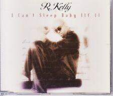 I Can't Sleep Baby (If I) - R. Kelly  MaxiCD NEU