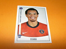 374 CEARA PARIS SAINT-GERMAIN PSG PANINI FOOT 2011 FOOTBALL 2010-2011