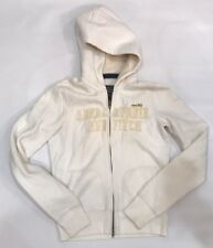 Abercrombie And Fitch Vintage Women's Hoodie Medium EUC Stitched