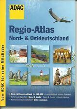 ADAC Regio-Atlas Nord - & Ostdeutschland [2016]