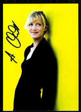 Anna Schudt Autogrammkarte Original Signiert ## BC 18430