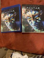 Avatar (Blu-ray/DVD, 2012, 2-Disc Set, Limited Edition 2D/3D)