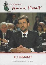 2 Dvd **IL CAIMANO** di Nanni Moretti nuovo Ediz. Speciale Digipak 2 Dischi 2006