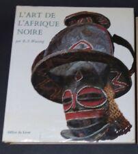 L'ART DE L'AFRIQUE NOIRE par RS WASSING