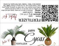DE NPK Dünger für Cycas Palme Fertilizer für 20 Liter #pla