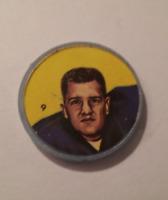 Nally's Chips (1963) - CFL Picture Discs - Walt Radzick - #9 of 100 -- Rare