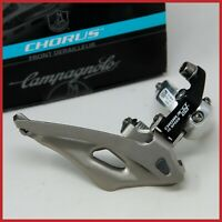 NOS CAMPAGNOLO CHORUS CT TRIPLE 10 35mm FRONT DERAILLEUR CLAMP-ON FD7-CH2C5CT QS