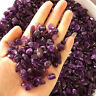 50g Raw Natural Rough Specimen Amethyst Degaussing Healing Point Quartz Crystal