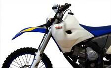 2011 2012 Husaberg FE570 16L Safari Long Range Fuel Tank Petrol Gas White
