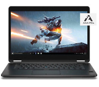 Dell Latitude 7480 Ultrabook Windows 10 Pro HD Intel Core i5 16GB RAM 256GB SSD