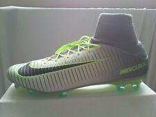 Nike Mercurial Veloce III DF FG (831961 003) UK 12 EUR 47.5 nuove borchie
