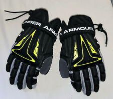 Under Armour Mens Nexgen Lacrosse Gloves SZ Small NEX18GLMS