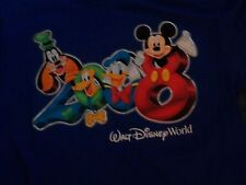 Walt Disney T shirt, blue, size M