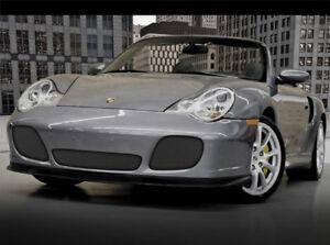 Porsche 996 911 Turbo & 4S Black Lower Bumper Mesh Grille 1999 - 2004 models