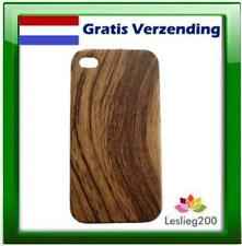 Iphone 4/4S hard cover hout print