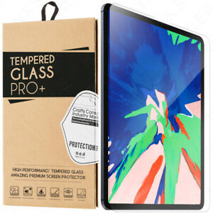 """Tempered Glass Screen Protector For iPad Pro 11"""" 2018 2020 3rd 4th Gen"""