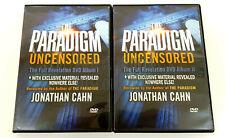 New 8 DVD Set THE PARADIGM UNCENSORED The Full Revelation by Jonathan Cahn