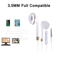 Super Bass Music In-ear Stereo Headphone Headset Earphone Earbuds 3.5mm With Mic
