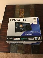 Kenwood car audio stereo dvd radio system! Hardly used! Touch Screen, Bluetooth!