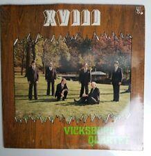 Vicksburg Quartet XVIII Vinyl LP 7024N1