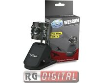 Webcam Vultech 6 LED 20 MEGA PIXEL Visione Notturna WEB-20MP WEB CAM AUDIO VIDEO