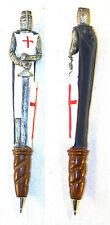 Stylo Templier - Stylo moyen âge - stylo médiéval