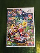 """Juego Nintendo Wii """"Mario Party 9"""""""