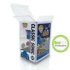 """Lot 5 20 50 100 Collectibles Pop Protector Case for 4"""" inch Funko POP! Figures"""