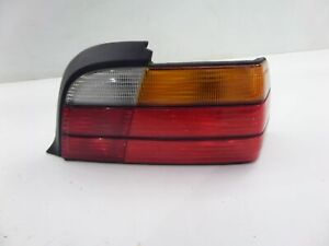 BMW 323is Right 318 325 328 M3 Coupe Convertible Brake Tail Light Amber E36 OEM