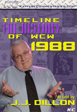 Official Timeline : The History of WCW 1988 : JJ Dillon Interview DVD