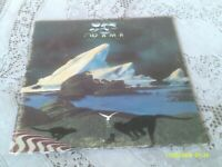 YES. DRAMA. GATEFOLD. LYRICS SLEEVE. ATLANTIC. SD 16019. 1980. FIRST US PRESSING