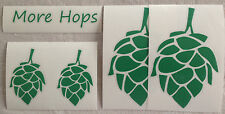 Hops Home Brew Decal Beer Decal sticker  More Hops