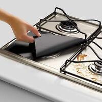 Reusable Stove Top Protector Foil Gas Hob Range Burner Cover Liner Kitchen OW
