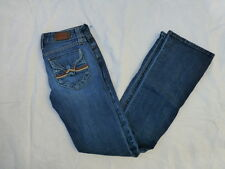 WOMENS LUCKY BRAND LOLA BOOTCUT JEANS SIZE 2x30.5 #W848
