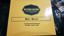 Mudruckers Mid Boot Womens Size 10 Not Muck  Men's size 9