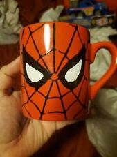 Marvel Comics Spider-Man Red Face Collectible Large 14 oz Coffee Cup Mug