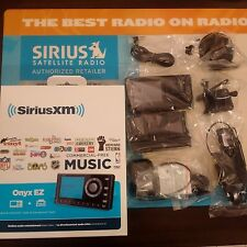 XM Onyx EZ Dock Play Sirius Satellite Radio Vehicle Kit XEZ1V1