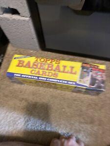 1986 Topps Baseball Complete Factory Sealed Shrink Wrapped Set