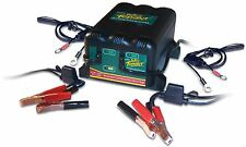 Battery Tender 2-bank Charger, Double battery charger. Auto, ATV, Boat, Jet-ski