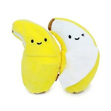 Cotton Food Plush Toy Bag Charm Key Chain Accessary : Banana
